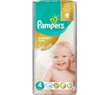 Pampers Premium Care 4 Maxi 8-14 kg plenkové kalhotky 52 kusů