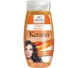 Bion Cosmetics Keratín & Panthenol šampón pre všetky typy vlasov 260 ml
