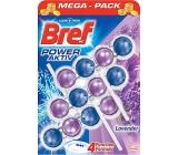 Bref Power Aktiv 4 Formula Lavender Wc blok 3 x 50 g