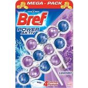 Bref Power Aktiv 4 Formula Levanduľa WC blok 3 x 50 g