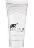 Montblanc Legend Spirit sprchový gél pre mužov 150 ml