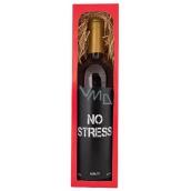 Bohemia Gifts Merlot No stress červenej darčekovej víno 750 ml