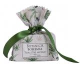 Bohemia Gifts & Cosmetics Botanica Konopný olej ručně vyráběné toaletní mýdlo 100 g