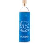 Masaru Emoto Cestovné, športové revitalizačné biolahev Polárny medveď 0,5 l