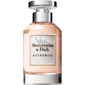 Abercrombie & Fitch Authentic Woman parfémovaná voda 100 ml Tester