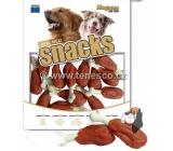 Magnum Kačica stehno na chrumkavé kalciové kocke mäkká, prírodná mäsová pochúťka pre psov 250 g