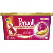Perwoll Renew & Care Caps kapsule na pranie farebnej bielizne 10 dávok 145 g