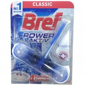 Bref Power Aktiv 4 Function Formula Chlorine WC blok 50 g