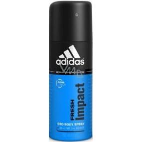 Adidas Fresh Impact deodorant sprej pro muže 150 ml
