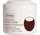 Ziaja Kokos telové maslo 200 ml