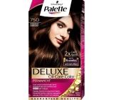 Schwarzkopf Palette Deluxe farba na vlasy 750 Čokoládový 115 ml