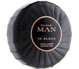 Bvlgari Man In Black mýdlo na holení 100 ml