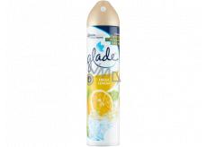 Glade Fresh Lemon - Svieža citrón osviežovač vzduchu sprej 300 ml