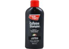 Triple Eight Caffeine kofeínový šampón k stimulácii rastu vlasov pre všetky typy 250 ml