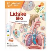 Albi Kúzelné čítanie interaktívne hovoriace kniha Ľudské telo