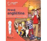 Albi Kúzelné čítanie interaktívne hovoriace kniha Hravá angličtina
