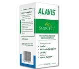 Alavis Sanicell veterinárny prípravok pre psov a mačky na posilnenie imunity, regenerácia pečene a pre podporu liečby nádorov 60 tabliet
