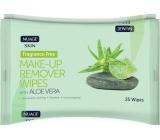 Nuage Skin Aloe Vera vlhčené odličovacie obrúsky 25 kusov