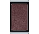 Artdeco Eye Shadow Pearl perleťové očné tiene 242 Pearly Brown Illusion 0,8 g
