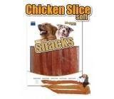 Magnum Kuracie prúžky mäkké prírodné mäsová pochúťka pre psov 250 g
