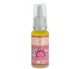 Saloos Bio Argan pleťový regeneračný olej revital proti vráskam, hydratuje a vylepšuje zdravý vzhľad pokožky 20 ml