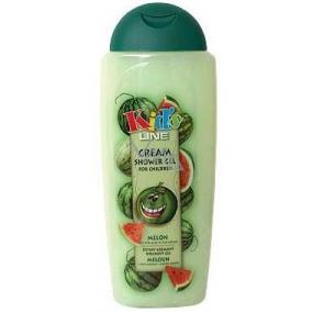 Bohemia Kids Meloun krémový sprchový gel 300 ml