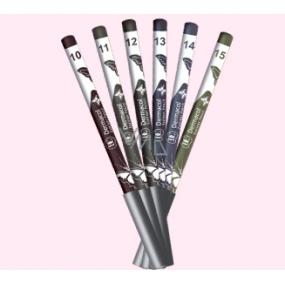 Dermacol Silk ceruzka na oči Navy Blue 13