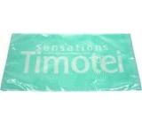 Timotei malý uterák svetle tyrkysový 35 x 35 cm 1 kus