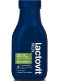 Lactovit Men Active sprchový gél revitalizujúci 300 ml