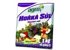 Agro Hořká sůl síran hořečnatý 1 kg