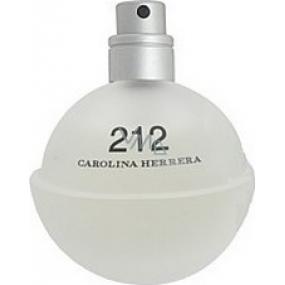 Carolina Herrera 212 White Women toaletní voda 50 ml Tester
