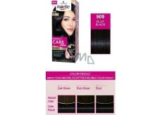 Schwarzkopf Palette Perfect Color Care barva na vlasy 909 Modročerný
