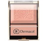 Dermacol Blush & Illuminator tvářenka s rozjasňovačem 03 9 g