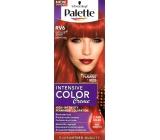 Palette Intensive Color Creme farba na vlasy RV6 šarlátovočervené