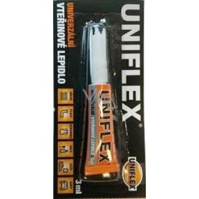 Uniflex Univerzálne sekundové lepidlo 3 g