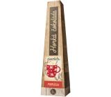 Bohemia Gifts & Cosmetics Horká extra jemná výběrová čokoláda Mamince s vysokým podílem kakaového másla 30 g