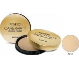 Reverz Care & Matt Compact Powder kompaktný púder 01, 8 g