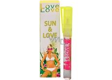 Morgan Love Love Sun & Love toaletní voda pro ženy 8 ml