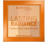 Rimmel London Lasting Radiance púder 001 Ivory 8 g