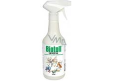 Biotoll Univerzálne kontaktné insekticíd proti všetkému hmyzu s dlhodobým účinkom rozprašovač 500 ml