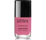 Gabriella salva Longlasting Enamel lak na nechty 53 Carmine 11 ml