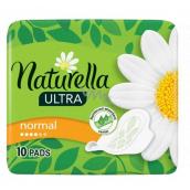 Naturella Ultra Normal s harmančekom hygienické vložky 10 kusov