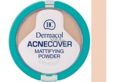 Dermacol Acnecover púder na problematickú pleť 01 Porcelain 11 g