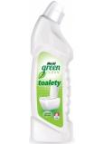 Real Green Clean Toalety gélový prostriedok na toalety a kúpeľne 750 g