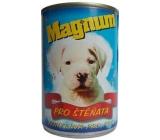 Magnum Ryby a hydiny kompletné krmivo z pre šteňatá 400 g