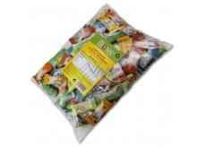 Vieste Original Ibons Zázvorové žvýkací bonbony slazené třtinovým cukrem mix příchutí 100 kusů