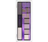 Catrice The Edgy Lilac Collection Eyeshadow Palette paleta očních stínů 010 Purple Up Your Life 10 g