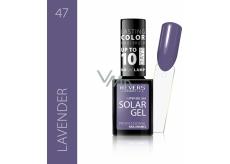 Reverz Solar Gél gélový lak na nechty 47 Lavender 12 ml