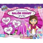 Albi Salón krásy kreatívne sada kúpeľové bomby, modne mydlo, parfum, odporúčaný vek 8+