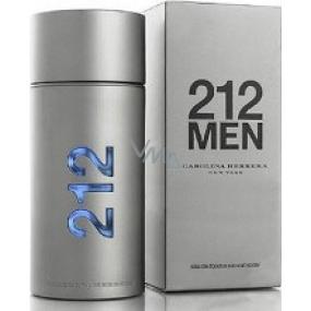 Carolina Herrera 212 Men toaletní voda 100 ml